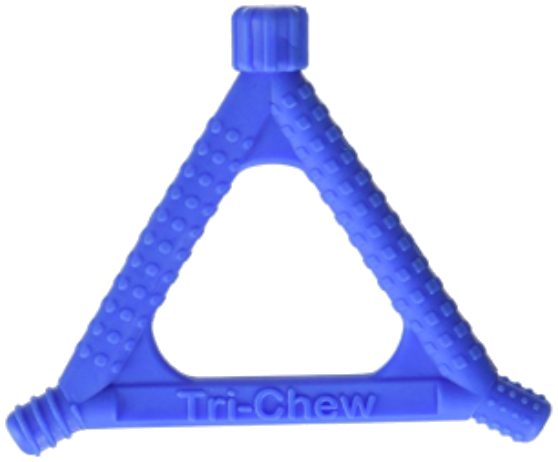 Tri Blue Chew - Full Range Therapy Supplies